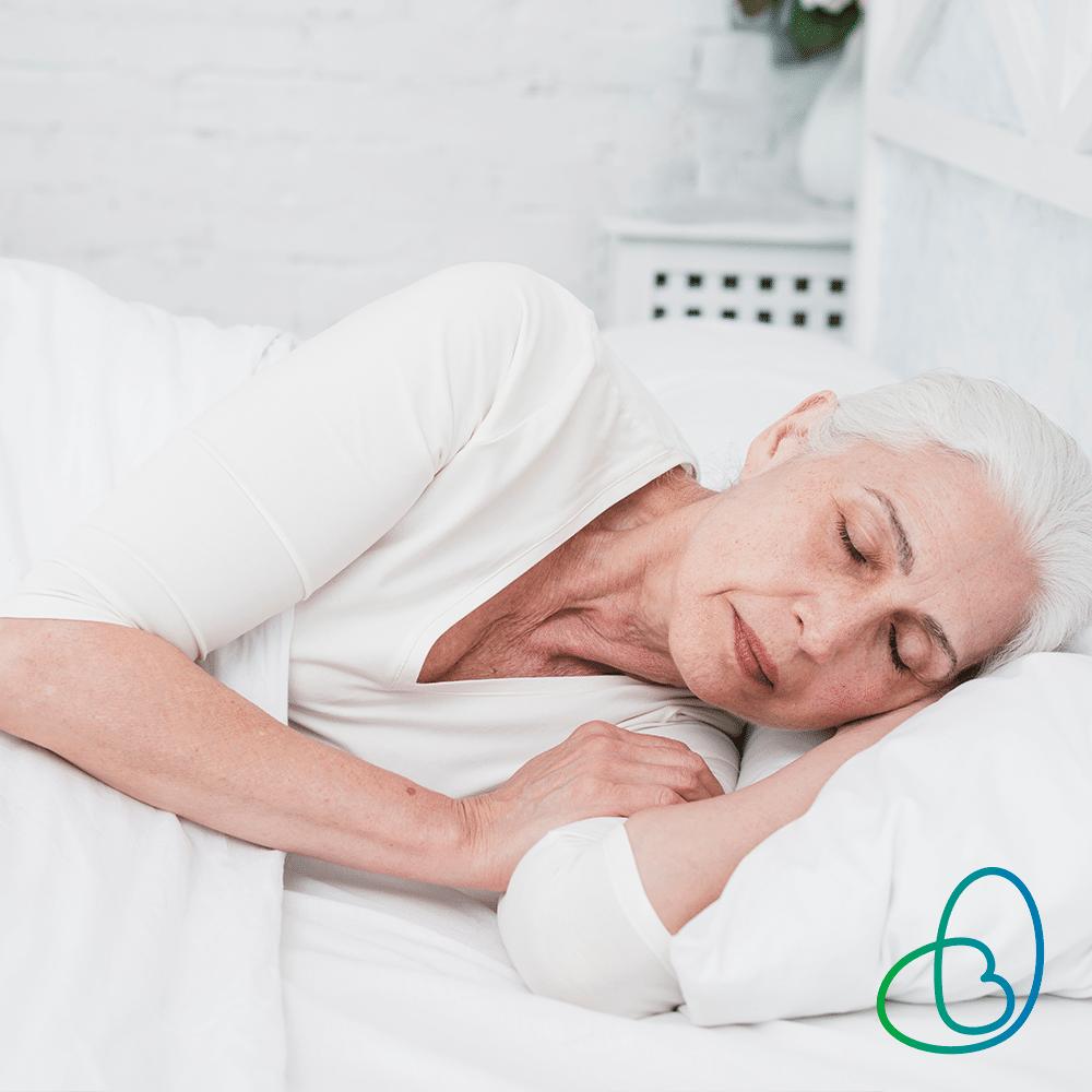 Posicionamento ideal no leito para pacientes de AVC